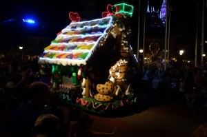 Christmas Parade at the Magic Kingdom from yourfirstvisit.net