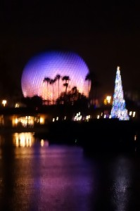 Christmas at Epcot from yourfirstvisit.net