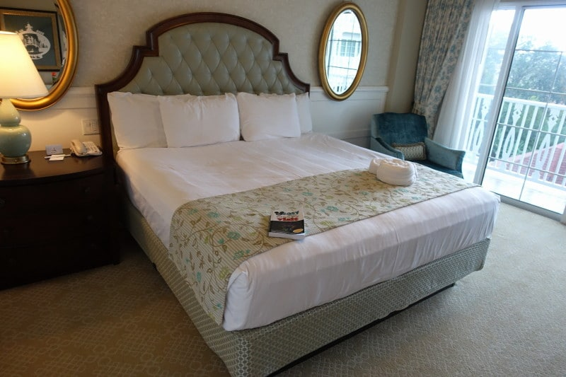 The Master Bedroom And Bath At The Villas At Disney 39 S Grand Floridian Resort Spa