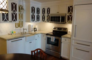 Kitchen in One and Two Bedroom Villas at Disney's Grand Floridian Resort & Spa from yourfirstvisit.net
