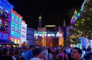 The Christmas Osborne Lights at Disney's Hollywood Studios