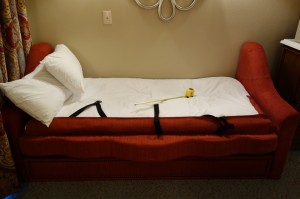 Day Bed at Disney's Grand Floridian Resort & Spa from yourfirstvisit.net