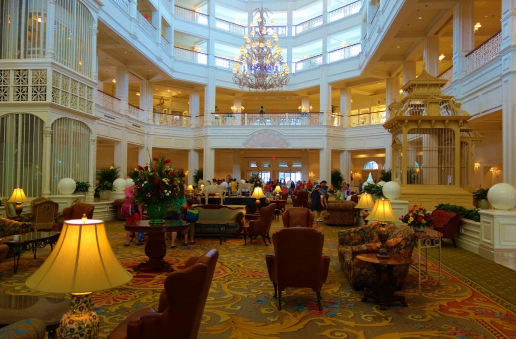 Lobby at Disney's Grand Floridian from yourfirstvisit.net (2)