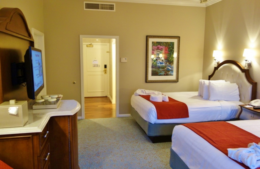 Renovated Room Disney's Grand Floridian Resort & Spa from yourfirstvisit.net
