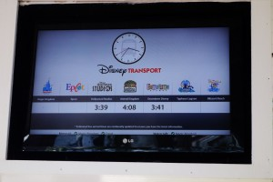 Bus Arrival Video at Disney's Grand Floridian Resort from yourfirstvisit.net