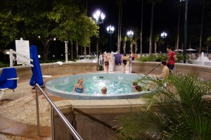 Hot Tub at Disney's Grand Floridian Resort from yourfirstvisit.net