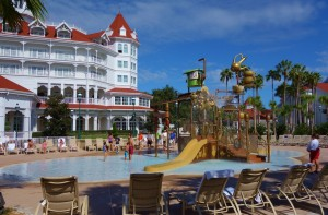 Kids Water Play Area at Disney's Grand Floridian Resort from yourfirstvisit.net