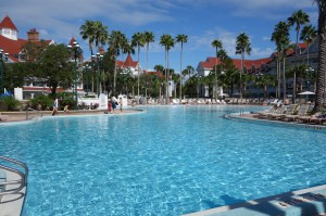 Main Pool Disney's Grand Floridian Resort from yourfirstvisit.net