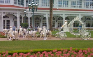 Wedding at Disney's Grand Floridian Resort from yourfirstvisit.net