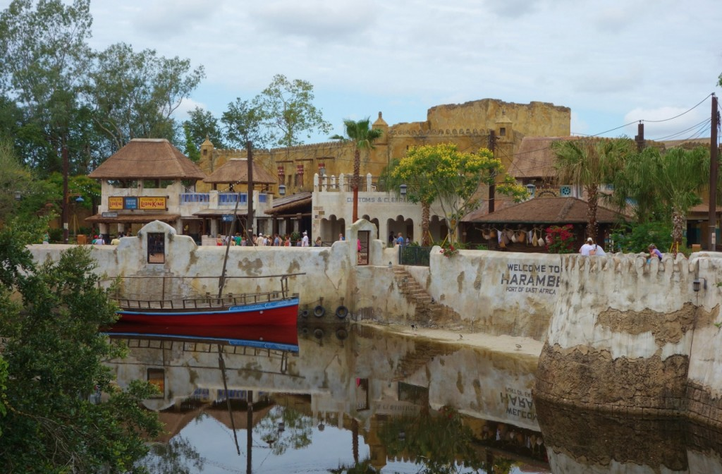 Festival of the Lion King in Harambe from yourfirstvisit.net