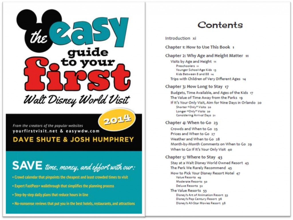 Table of Contents easy Guide to Your First Walt Disney World Visit 1