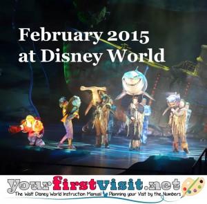 February 2015 at Walt Disney World from yourfirstvisit.net