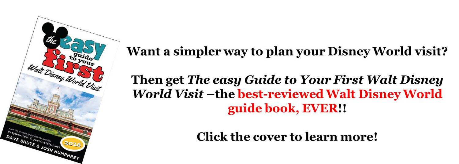 The Best Reviewed Disney World Guide Book--EVER!!