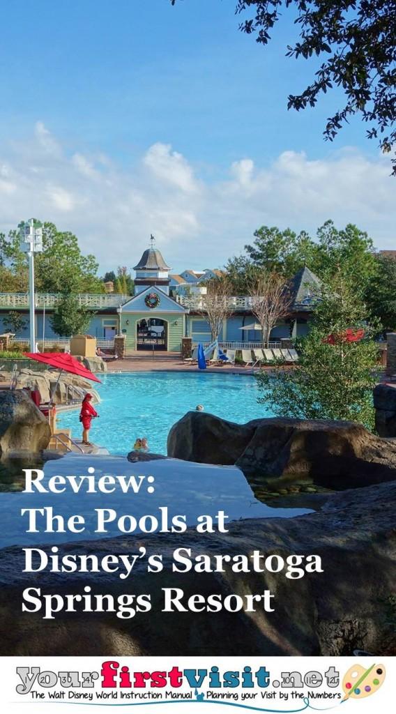 The Pools At Disney S Saratoga Springs Resort Amp Spa