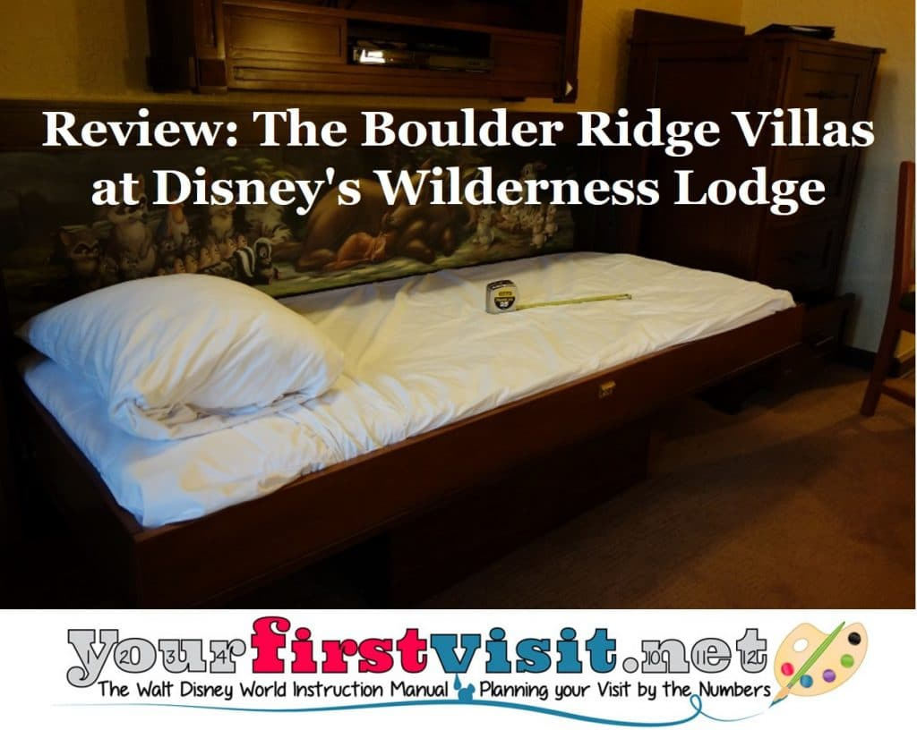Amazing For typical first time visitors I don ut remend the Disney Vacation Club resorts