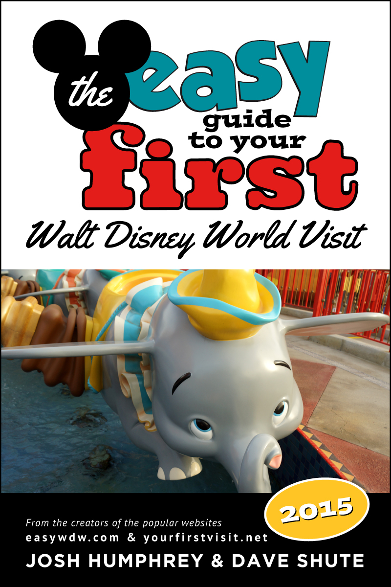 The easy Guide to Your First Walt Disney World Visit 2015