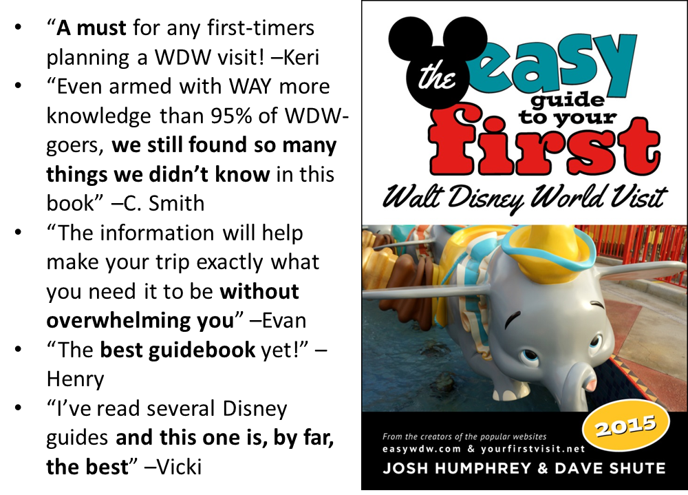 The easy Guide to Your First Walt Disney World Visit