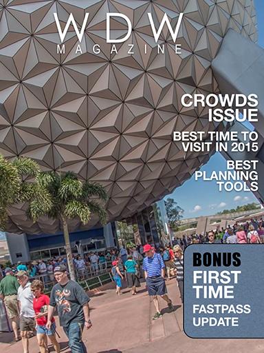 WDW Magazine Crowds Issue