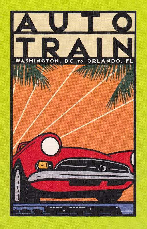 Review The Auto Train from yourfirstvisit.net
