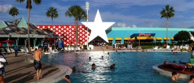 Main Pool Disney's All-Star Music Resort from yourfirstvisit.net (3)