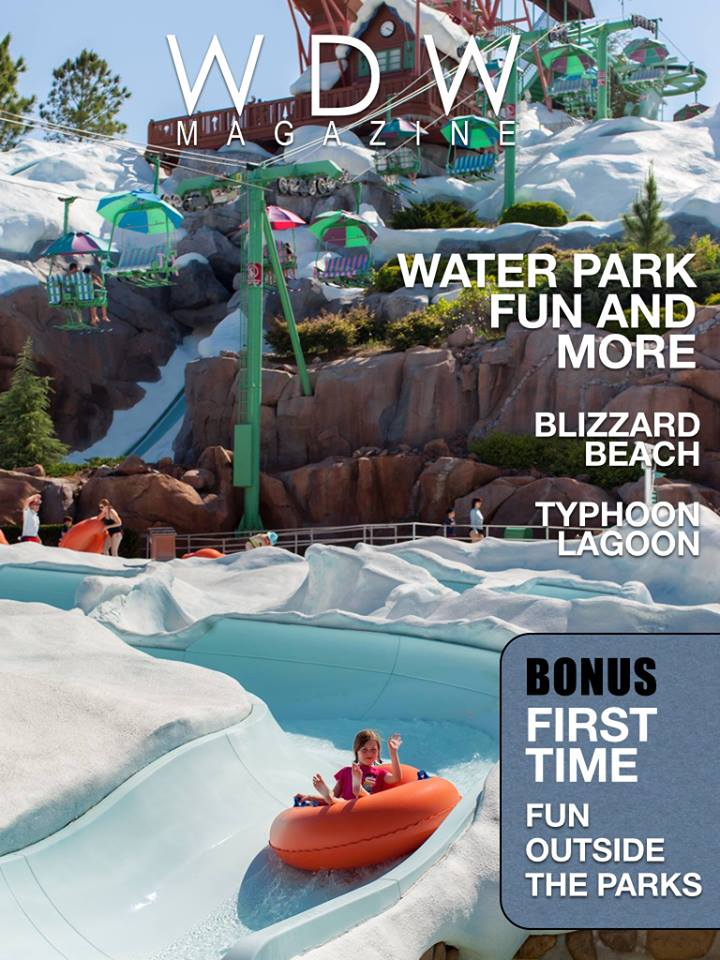 WDW Magazine Water Park Fun and More