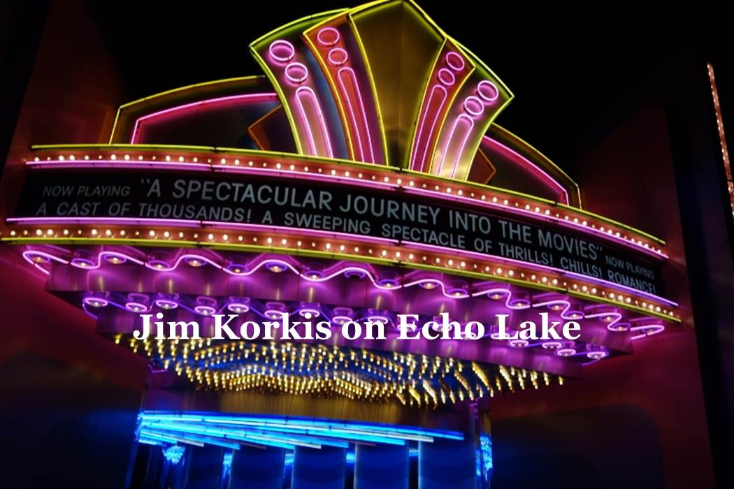 Jim Korkis on Echo Lake at Disney's Hollywood Studios from yourfirstvisit.net