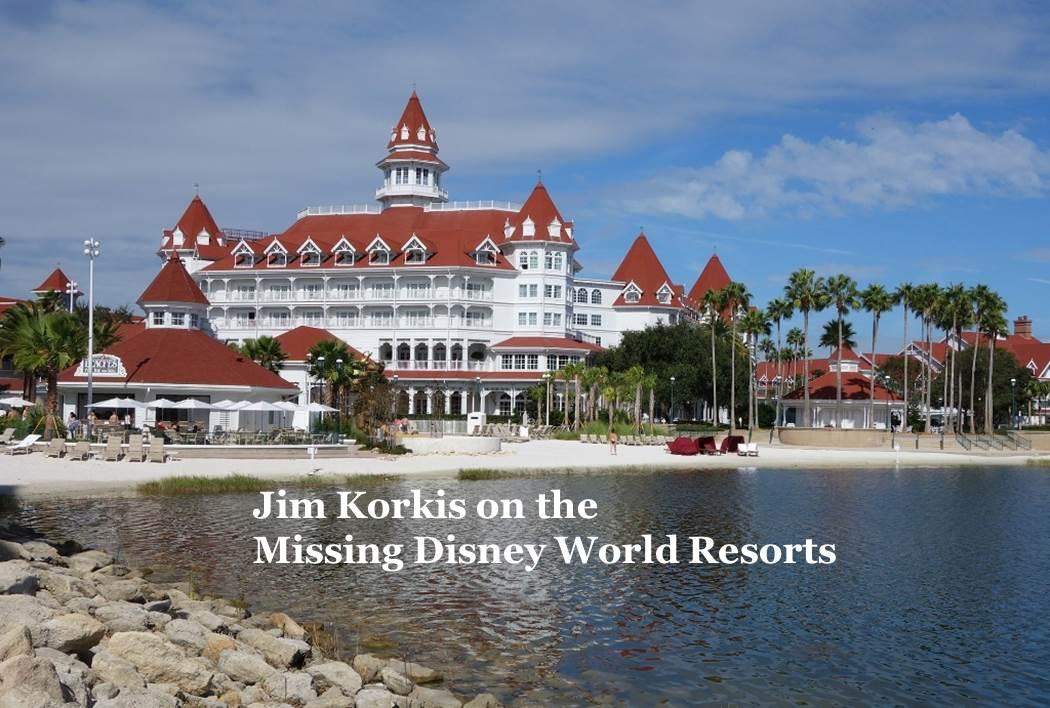 Jim Korkis on Missing Disney World Resorts from yourfirstvisit.net