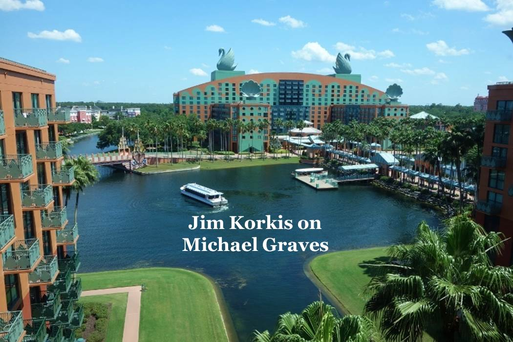 Jim Korkis on Michael Graves from yourfirstvisit.net