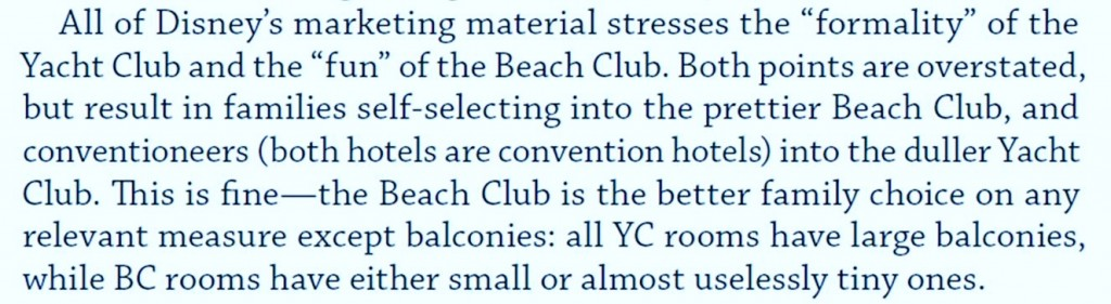 Yacht Club vs Beach Club from The easy Guide