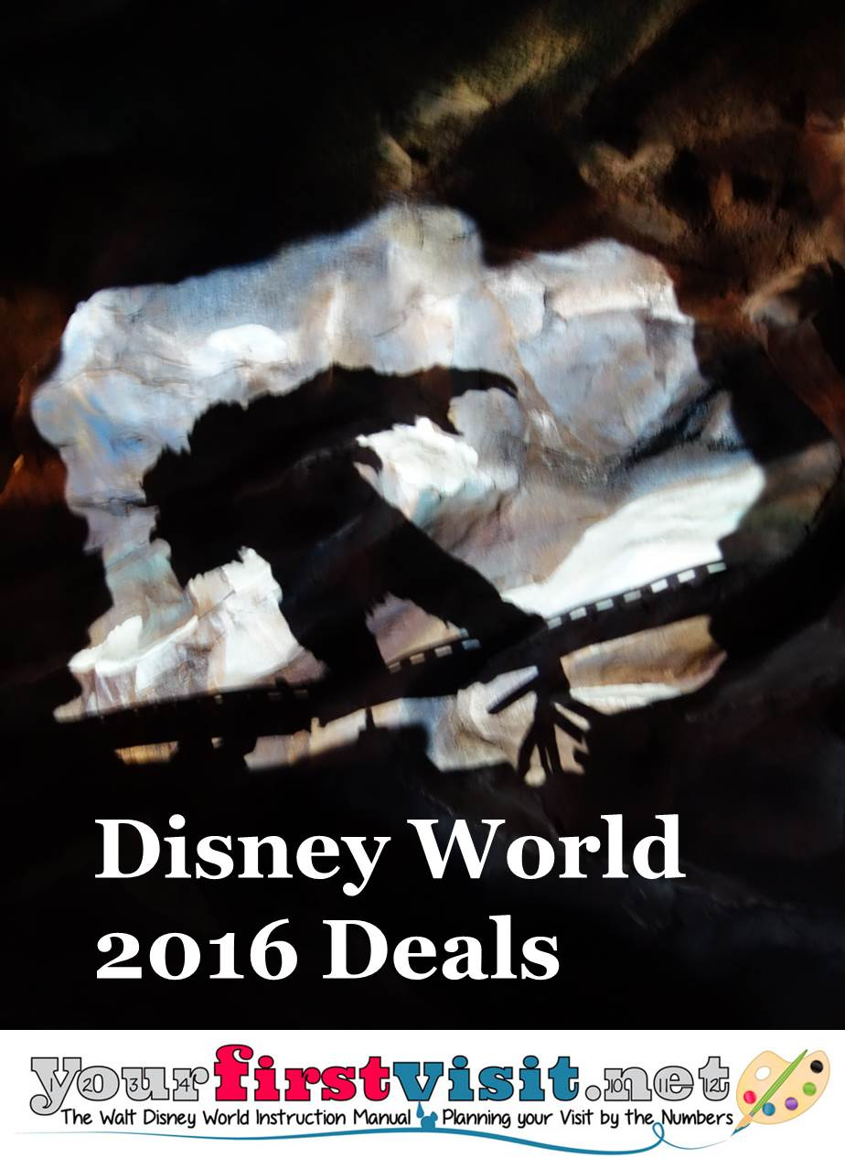 Disney World 2016 Deals Expected Next Week from yourfirstvisit.net