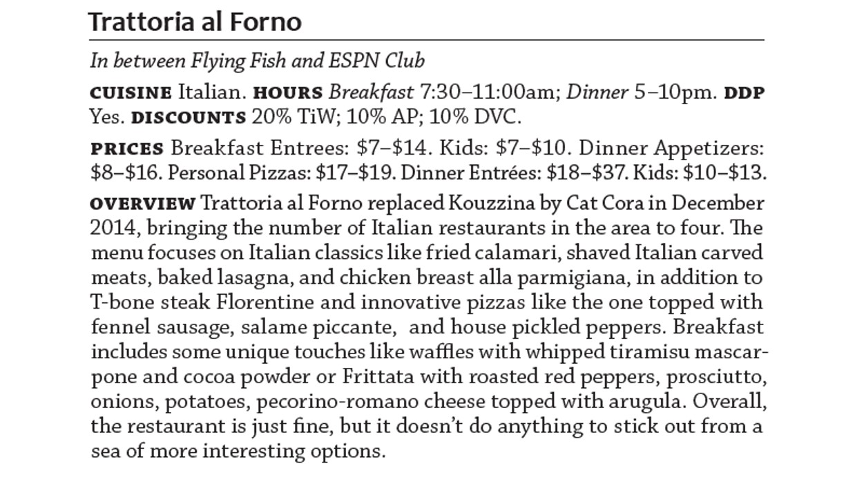 trattoria-al-forno-review-from-the-easy-guide