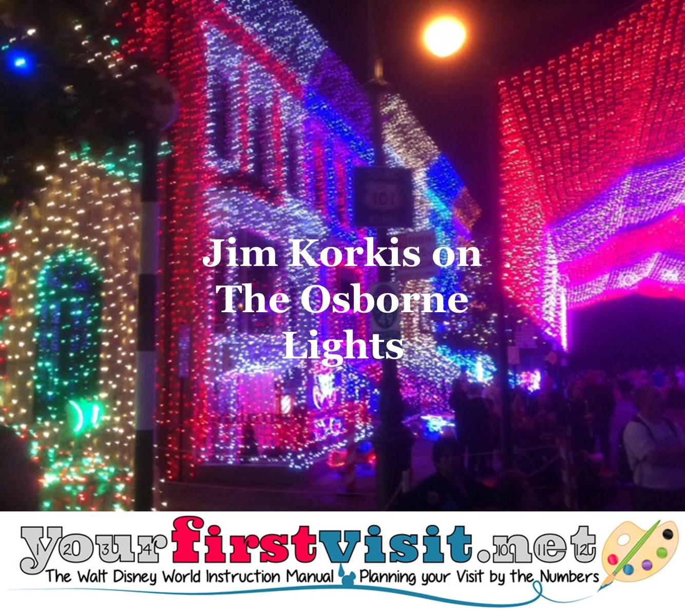 Jim Korkis on The Osborne Lights from yourfirstvisit.net