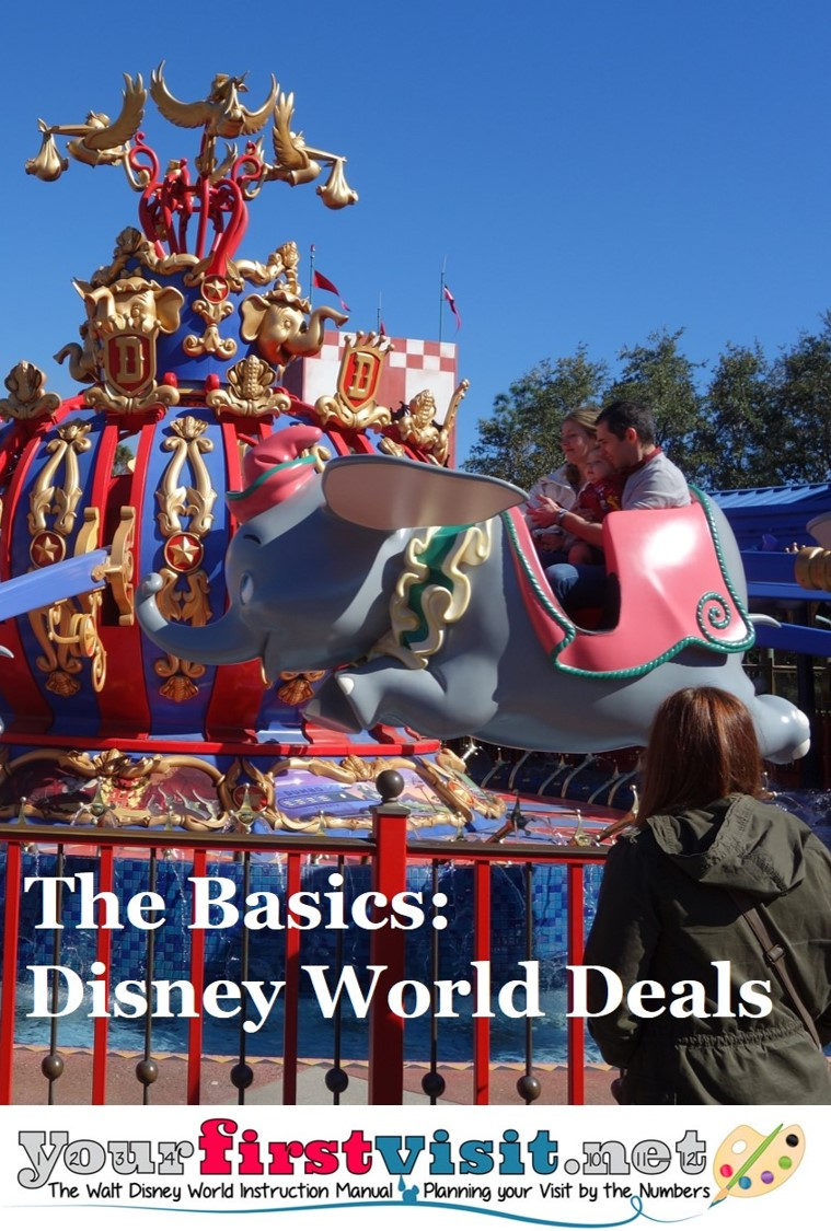 The Basics - Disney World Deals from yourfirstvisit.net