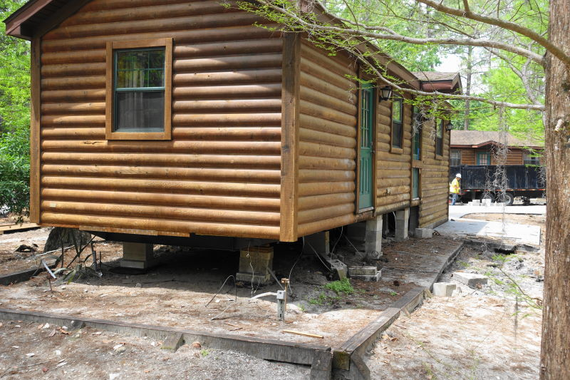 Loop 2100 Cabins On Blocks from yourfirstvisit.net