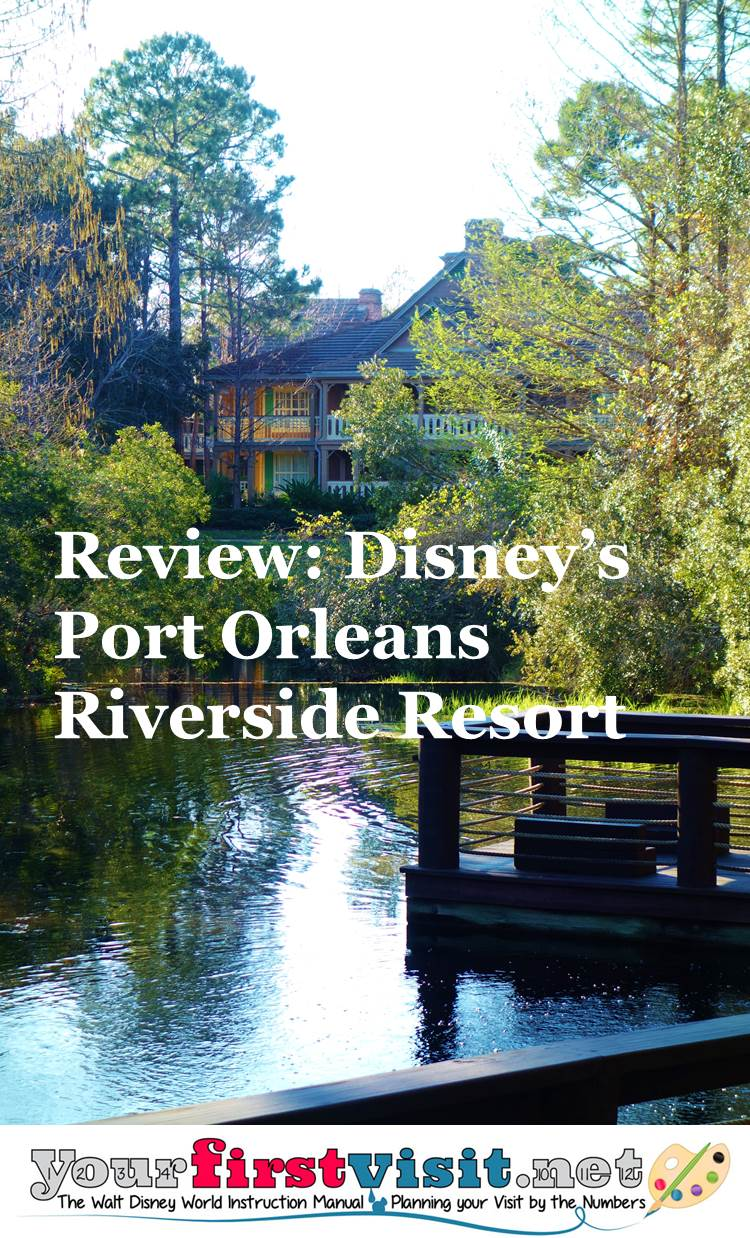 Review disney 39 s port orleans riverside resort for The riverside