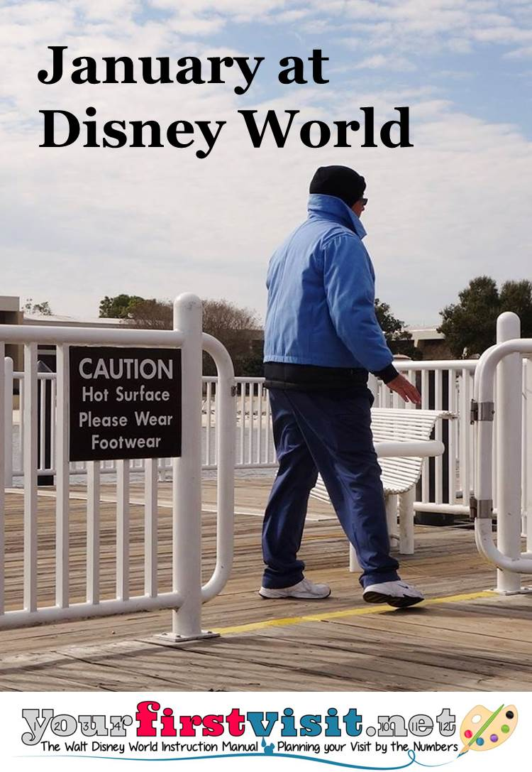 January 2016 at Walt Disney World from yourfirstvisit.net