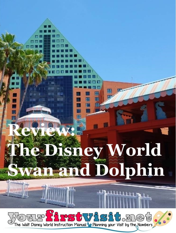Review The Swan and Dolphin at Walt Disney World from yourfirstvisit.net