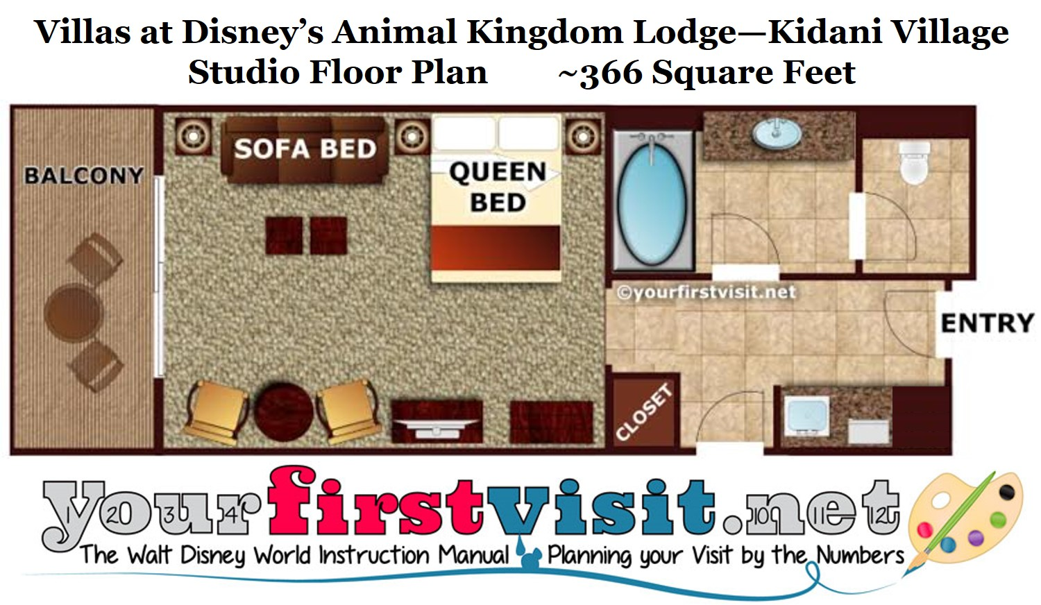 Theming And Accommodations At Disney S Kidani Village Yourfirstvisit Net