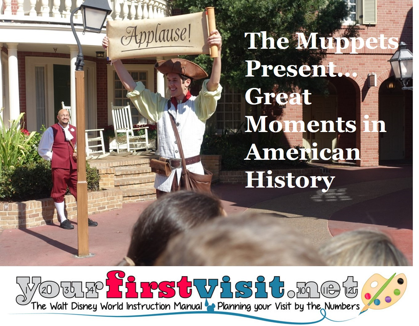 Review: The Muppets Show in Liberty Square - yourfirstvisit net