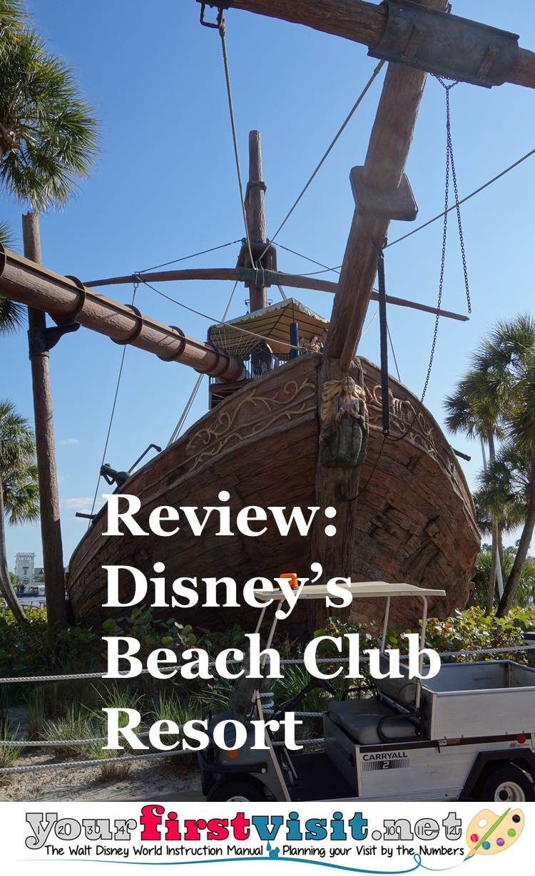 Review - Disney's Beach Club Resort from yourfirstvisit.net