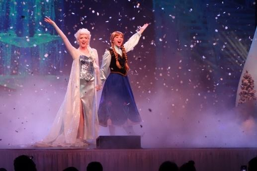 Frozen Sing-Along at Disney's Hollywood Studios