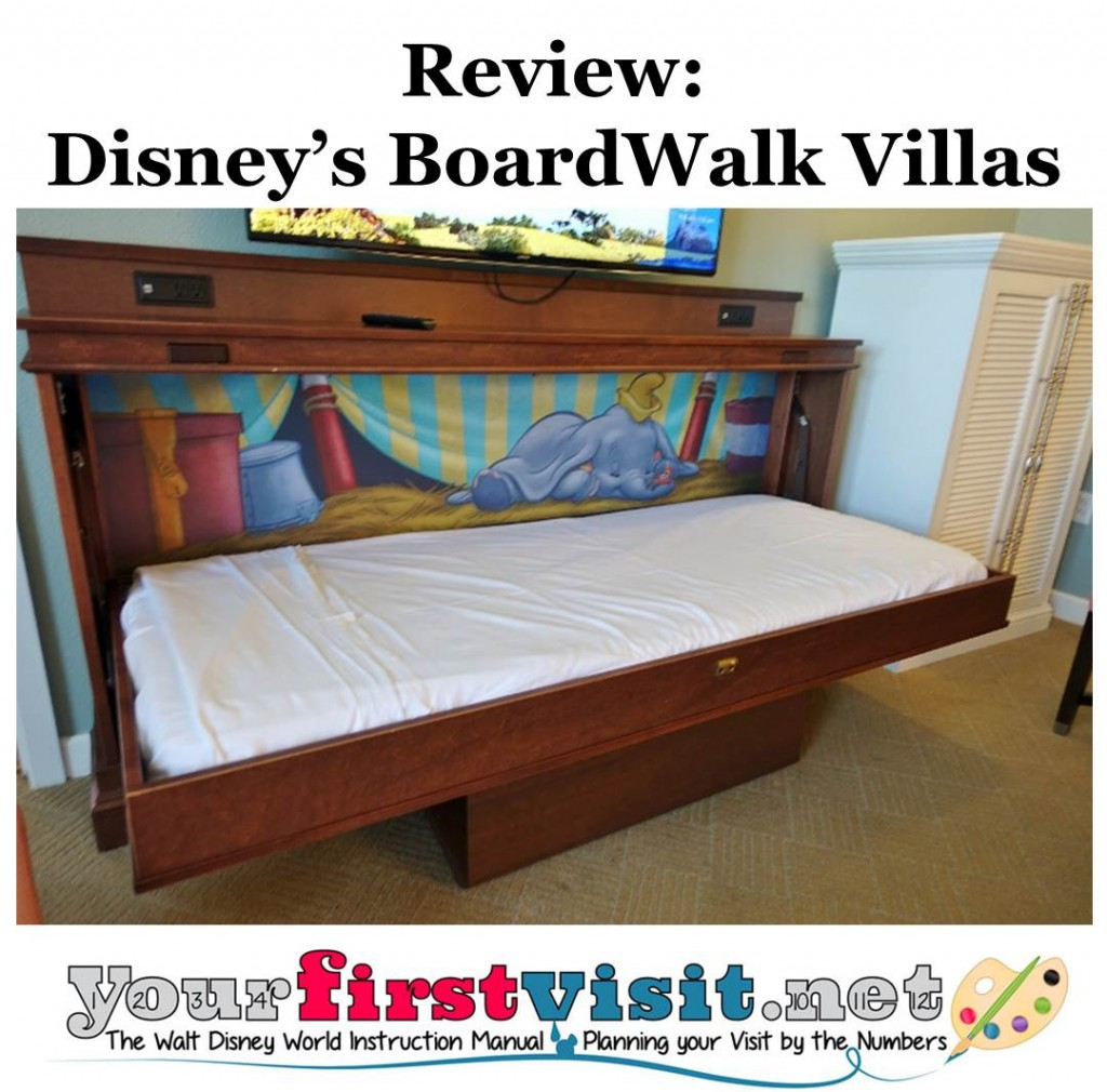 Review: Disney's BoardWalk Villas