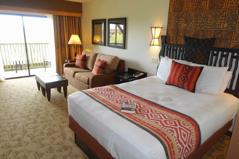 Bed Side Studio Animal Kingdom Jambo House Villas from yourfirstvisit.net