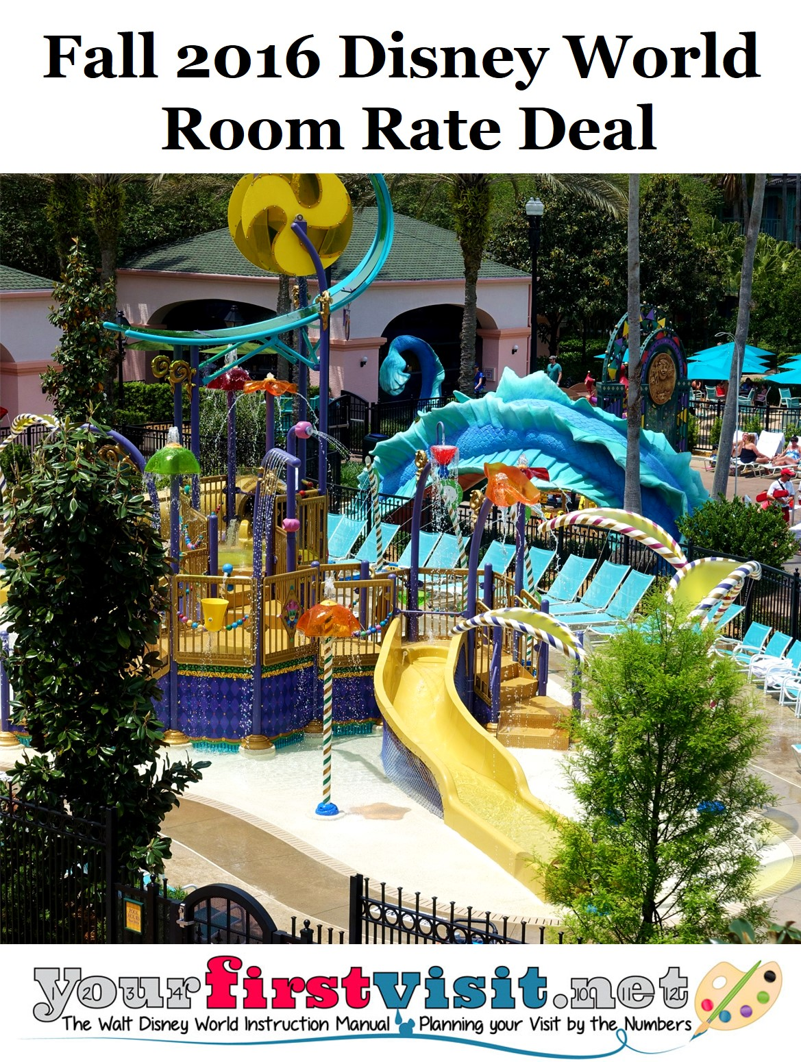2016 Disney World Fall Room Rate Deal is Out