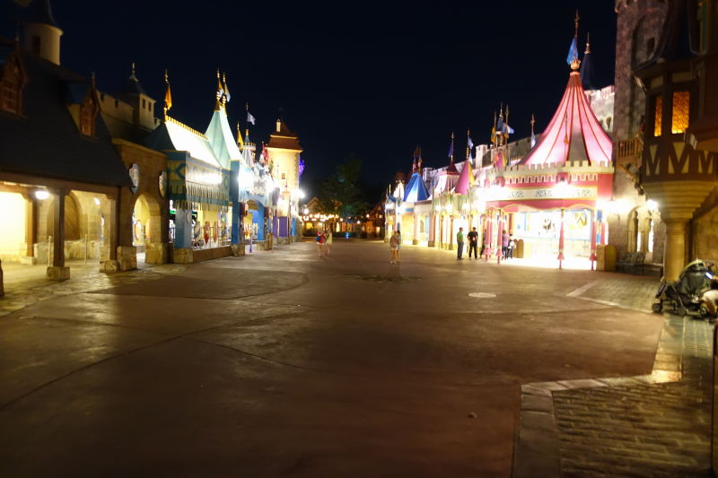 Fantasyland Disney After Hours from yourfirstvisit.net