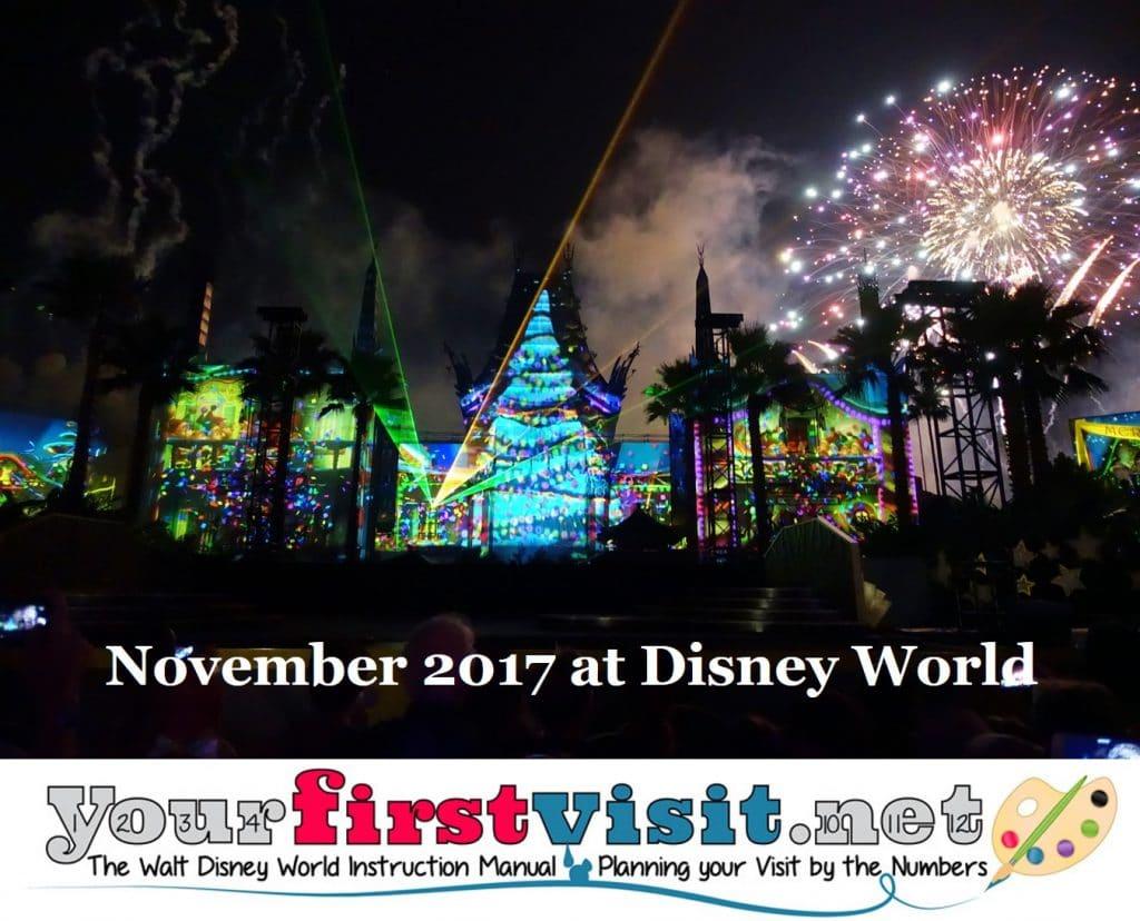 November At Walt Disney World Yourfirstvisitnet - Disney deals