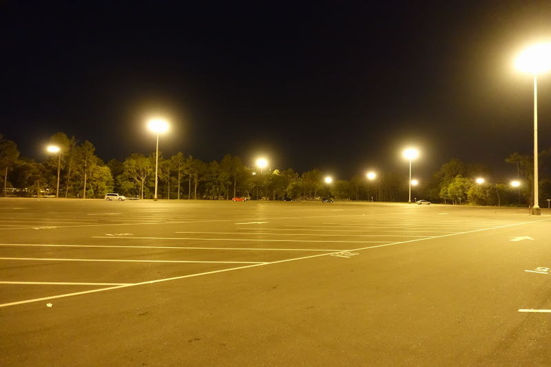 Parking Lot Disney After Hours from yourfirstvisit.net