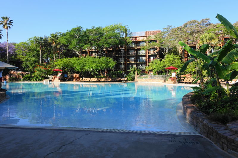 Uzima Pool at Disney's Animal Kingdom Lodge from yourfirstvisit.net (3)