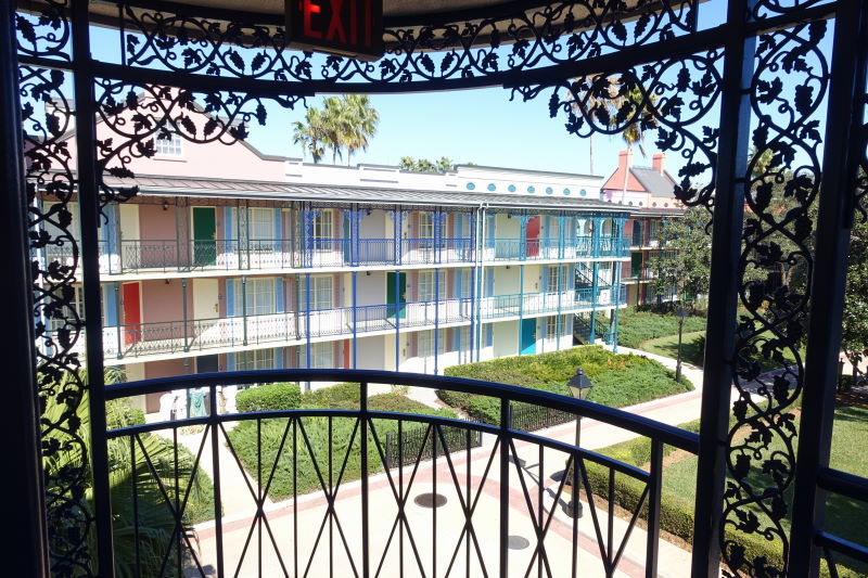 Accommodations And Theming At Disney S Port Orleans French