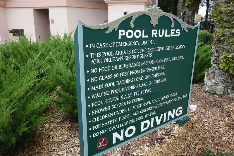 POFQ Pool Capacity